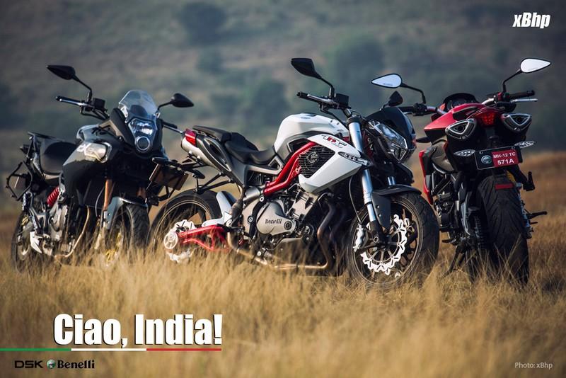 1_start_Benelli_DSK_India