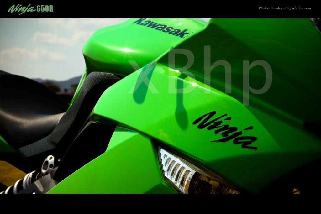 Kawasaki Ninja 650R Review 14