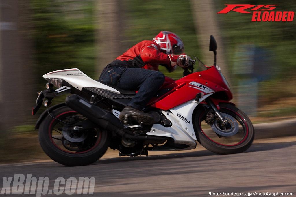 Yamaha R15 V 2.0 Review 15