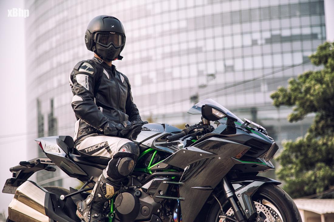 Kawasaki, Ninja, H2, Ninja H2, H2R, India