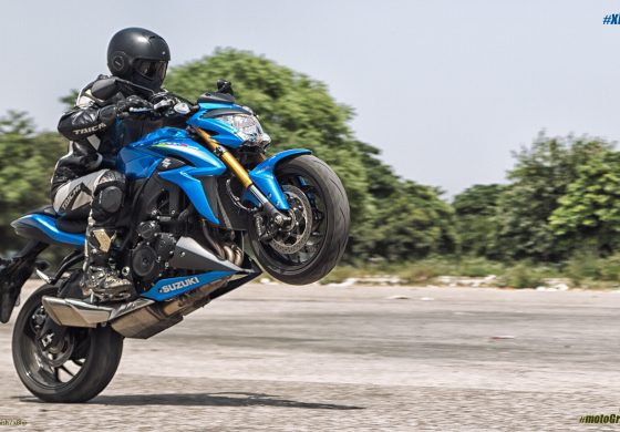 Suzuki GSX-S1000 Review - The Naked Fury!