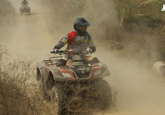 Suzuki launches two ATVs, Ozark 250 & Quadsport 400, in India