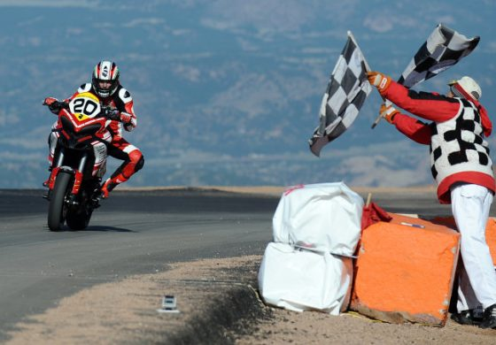 Pikes Peak Bans Sportbikes From Hill Climb
