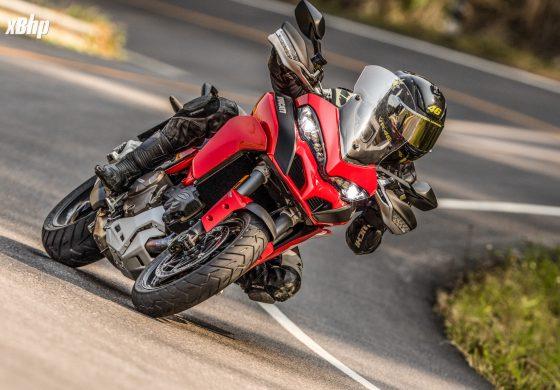 2015 Ducati Multistrada 1200S: Looks like a Beauty, Kills like a Beast
