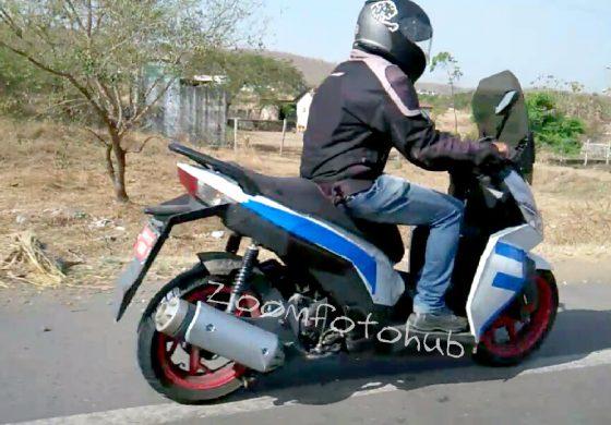 Benelli Caffenero 150 Spotted in Pune