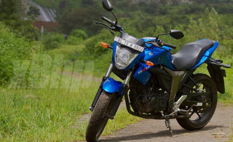 Suzuki Gixxer Sf Vs Yamaha Fz