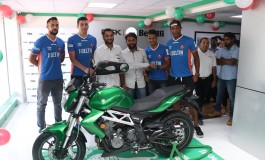 DSK Benelli sold 151 bikes in Goa in a year!