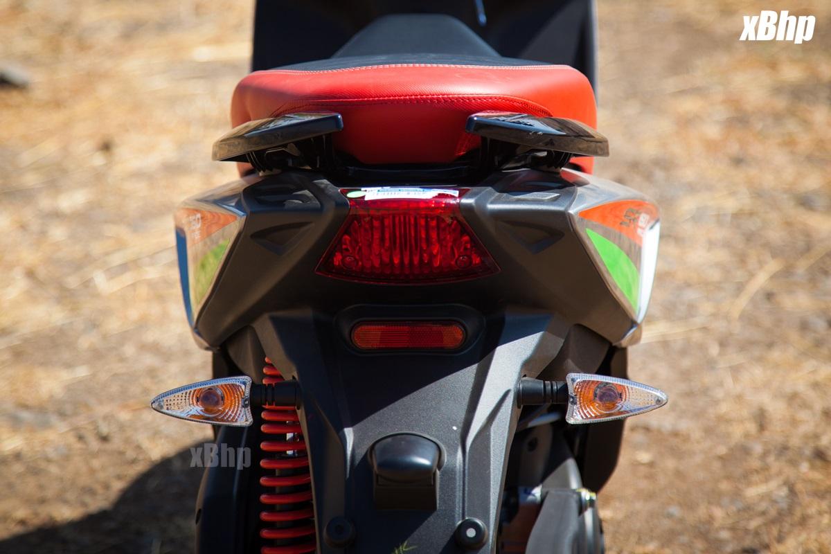 Aprilia SR 150 Race 006