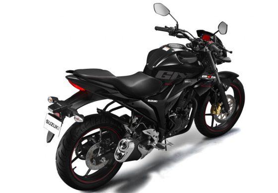 Upgraded Suzuki Gixxer150 launched