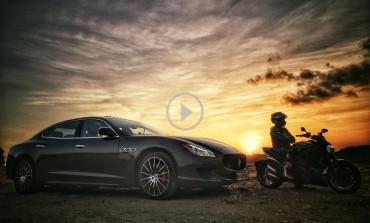 Maserati Quattroporte GTS & Ducati Diavel - The Italian Extravaganza