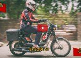 #100Motorcycles: Episode 17: TVS Moped & Lambretta/Vijai Super