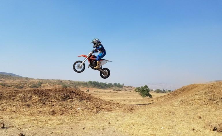#InConversation: Raheesh Khatri. India's youngest Motocross rider!