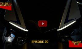 #100Motorcycles: Episode 20: Triumph Bonneville & Yamaha R1M