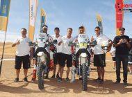 Merzouga Rally 2017 - Successful finish for Hero Motosports Team Rally