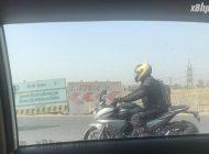 Yamaha Fazer 250 spotted in Delhi