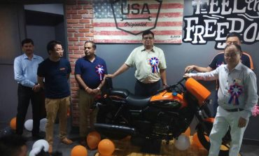 UM Motorcycles inaugurates dealership in Imphal