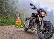 Adventure in Arunachal with the Mahindra Mojo!