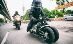EXCLUSIVE: The Dodge Tomahawk Ridden In India