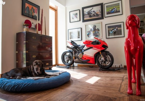 #InConversation with Vikram, India's first Ducati Superleggera Owner