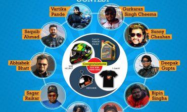 #PowerTrip360 Contest: Ride In Australia Winners!
