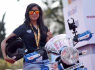 Bengaluru girl Aishwarya Pissay fourth in Raid de Himalaya