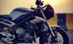 Triumph Street Triple RS: (Very) Big Things Come in Small Packages