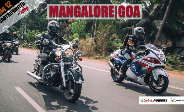Video 12: Mangalore & Goa : #roadTripUnited