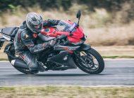 Yamaha R15 V3 - first impression & review