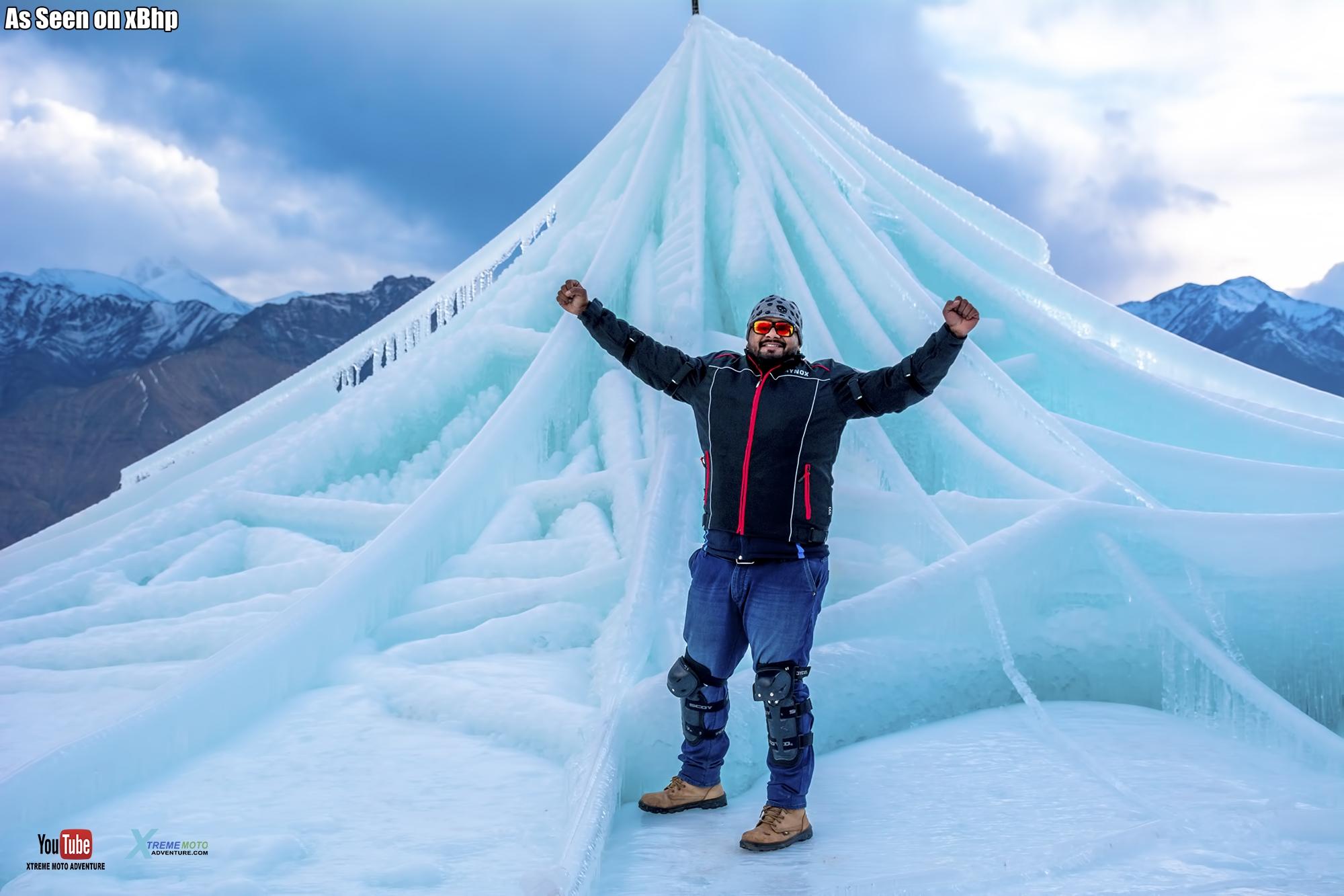 Xtreme Adventure A Wintery Ride To Ladakh Xbhp Com