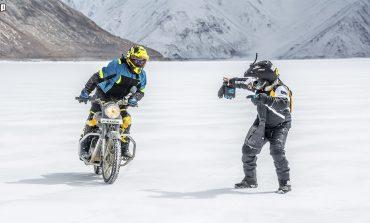 Xtreme Adventure - A wintery ride to Ladakh