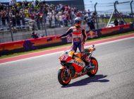 MotoGP: Marc Marquez still unconquered at the Grand Prix of the Americas