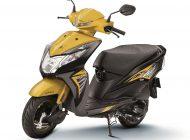 2018 Honda Dio launched at Rs. 51,292 (Ex-showroom, Delhi)