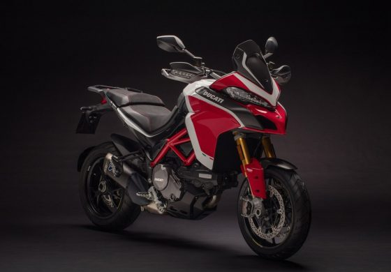 Ducati Multistrada 1260 Pikes Peak Edition launched at Rs. 21.42 lacs
