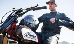 Travis Pastrana to honor Evel Knievel's jumps on an Indian Scout FTR750