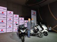 Suzuki Burgman Street launched in India at Rs. 68,000/- (Ex-Showroom Delhi)