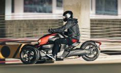 Can-Am Ryker: 76 bhp, CVT in a three-wheeled roadster. Make sense?