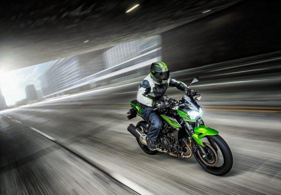 Kawasaki at EICMA: H2 SX SE+, W800, Z400 and new Versys 1000