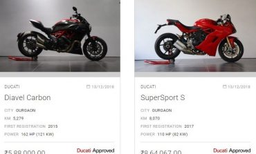 Ducati Approved: Ducati enters pre-owned business in India