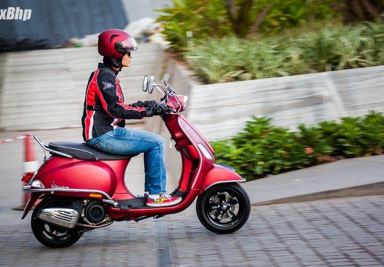 Bike 6: Vespa SXL150