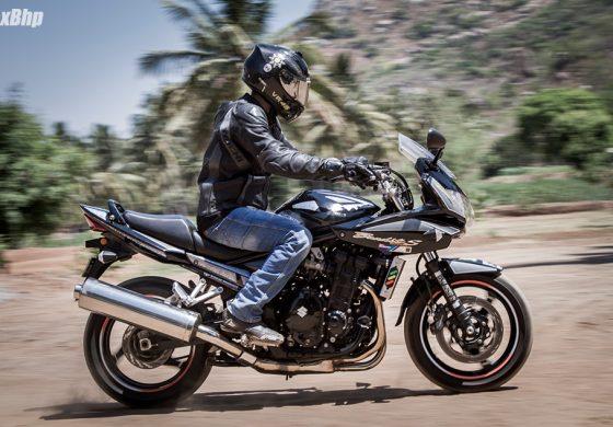Bike 8: Suzuki Bandit 1250S