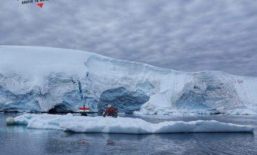 Polar Odyssey - Bajaj Dominar goes into the history books!