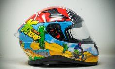 #16YearsofxBhp Special Edition Axor | xBhp Helmet