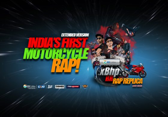 #xBhpRR Rap Replica: India's First Motorcycle Rap Song