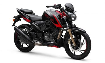 TVS Apache RTR 200 4V launched with Bluetooth SmartXonnect tech