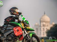 Day 2 of #xBhpDominarGreatAsianOdyssey: Delhi to Agra