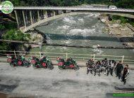 #xBhpDominarGreatAsianOdyssey: Days 4 and 5, and the Kathmandu Meet on day 6