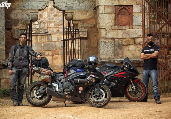 Rendezvous with a 'superbike-adventure-tourer' from Australia