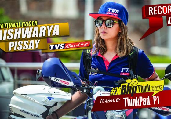 #xBhpThinkTalks: Aishwarya Pissay