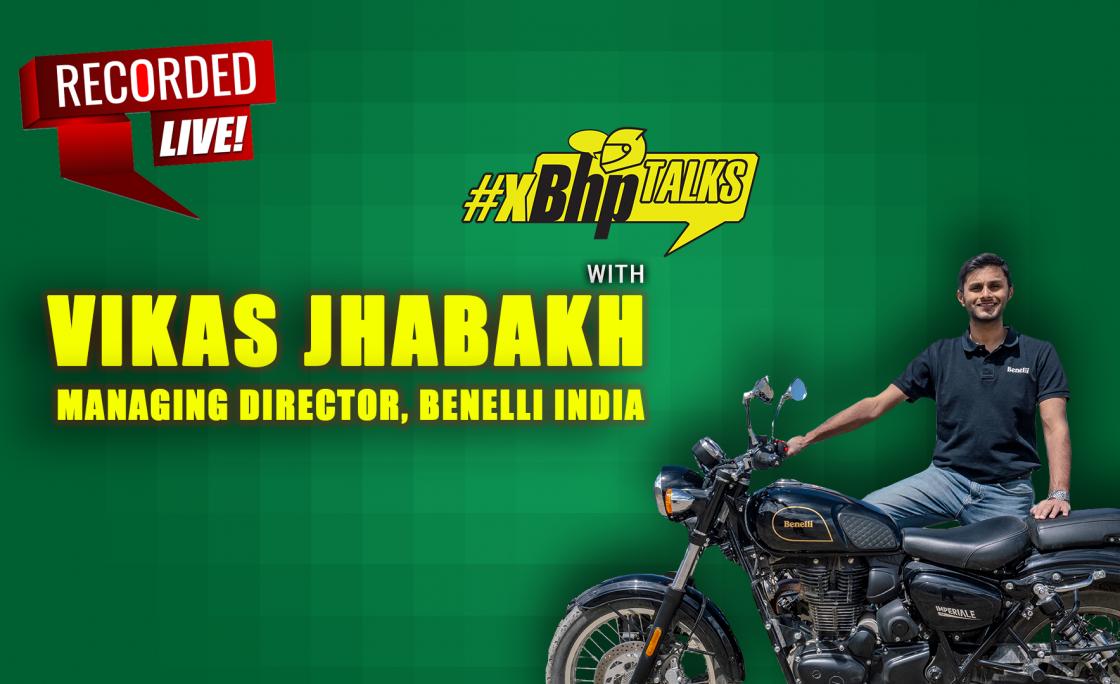 #xBhpTalks: Vikas Jhabakh