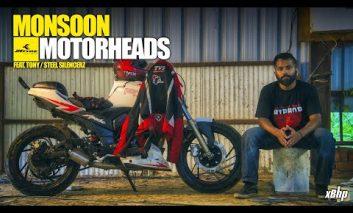 JK Tyre Monsoon Motorheads: Episode 2 feat. Tony & Steel Silencerz